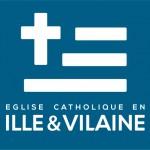 Logo du diocèse de Rennes