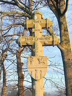 Croix des 3 évêchés