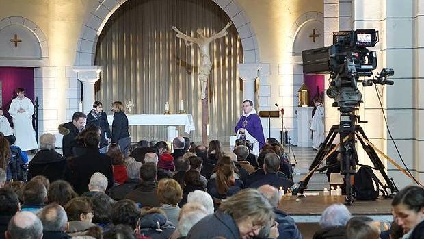 Messe télévisée Ste Jeanne d'Arc