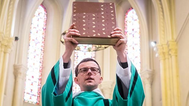 Ordination diaconale de Guillaume CAMILLERAPP