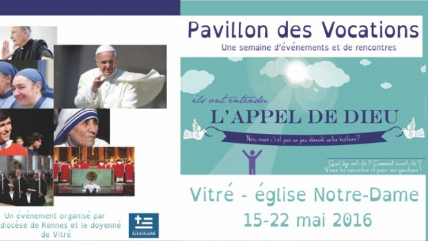 Pavillon des vocations Vitré 2016