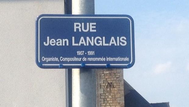 Rue Jean Langlais_Fougères