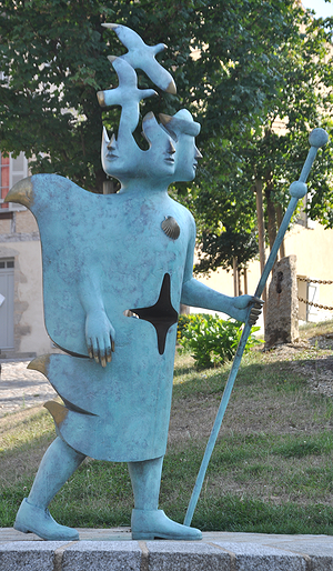 Le Pèlerin - Etienne - Partenay en Poitou 2012