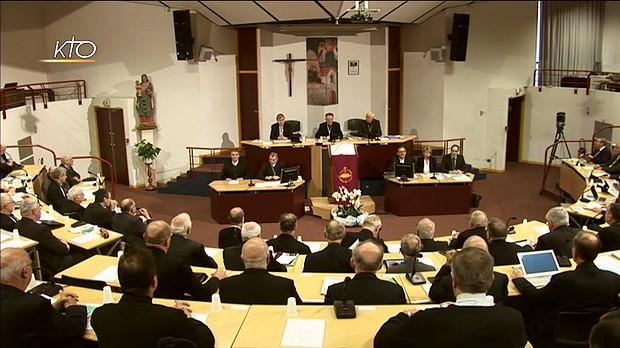 170328 Assemblée des évêques de France_s