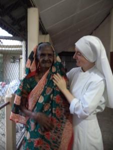 Soeur Marie Sandra, psdp à Batticaloa