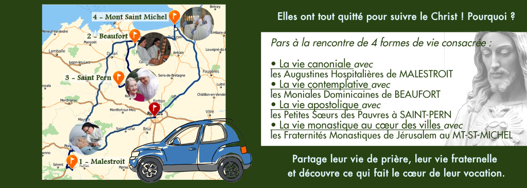Route Amor Dei