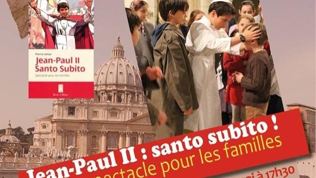 170503 Spectacle Jean Paul II