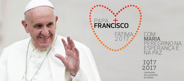 170513 Pape François à Fatima
