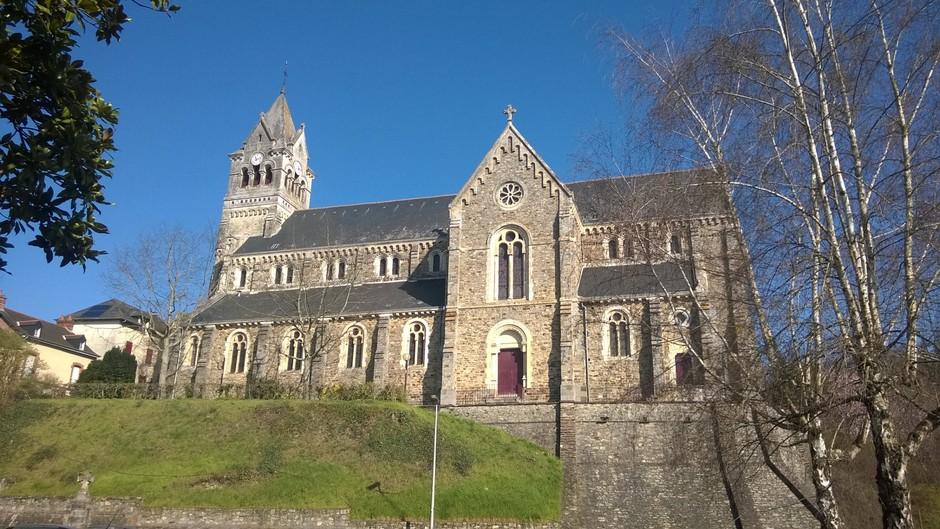 170530 Eglise de Betton vu de chambre Léontine