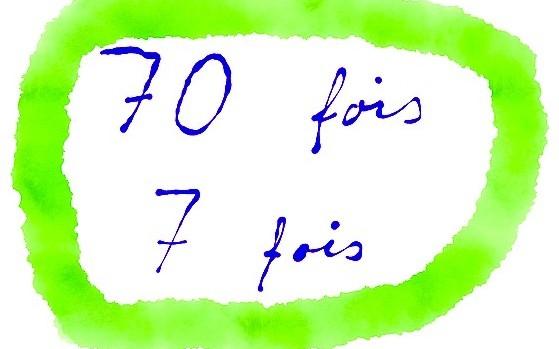 70fois7fois