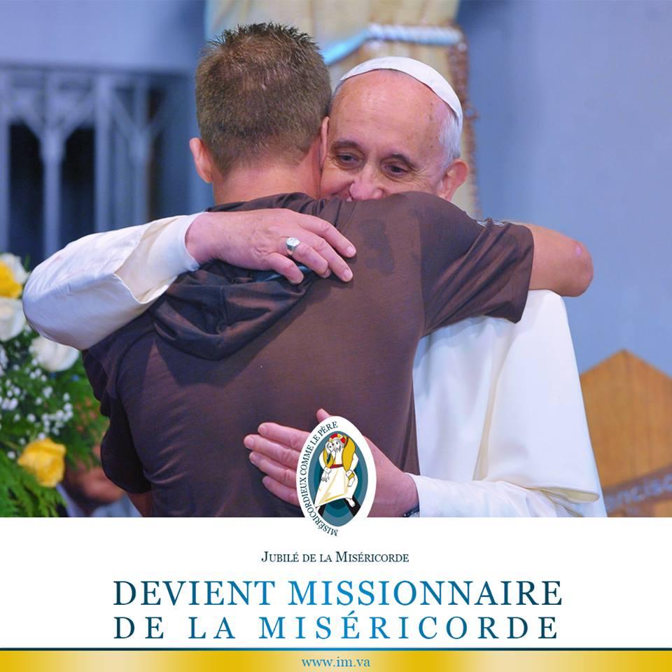 Miséricorde Pape François