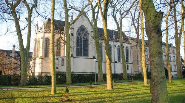 La Maison diocésaine de Rennes