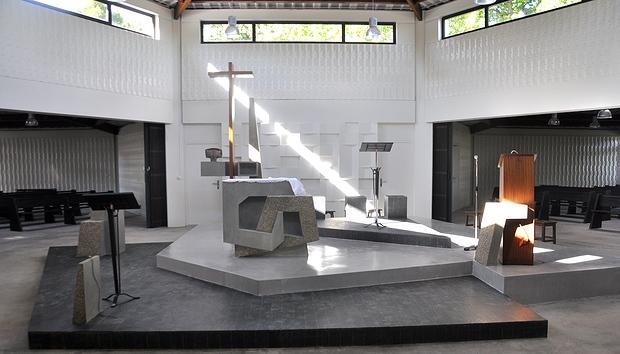 L'église Saint-Charles à Redon