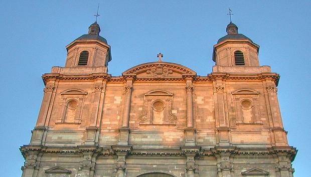 Eglise Toussaint - Rennes