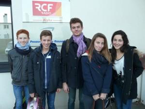 Rassemblement ES à Rennes