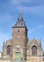 Eglise Saint Paterne Louvigné de Bais