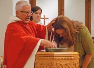 adulte baptisé