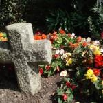croix tombe