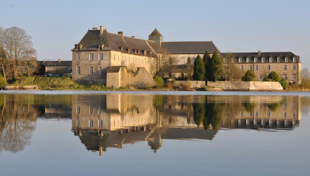 Paimpont_Abbaye