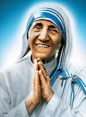 "Petit ""bug"" lors de la communion - eucharistie- - Page 2 160831_Beatification-Mere-Teresa"