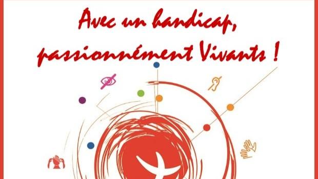 Handicap passionnément vivants Lourdes