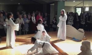 évangile mimé (4)