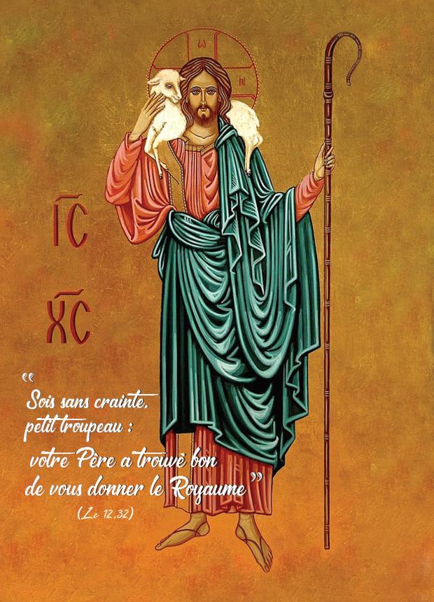 Seizième dimanche du Temps Ordinaire -Année B dans La messe du dimanche 180413-Signet-priere-Bon-Pasteur_1