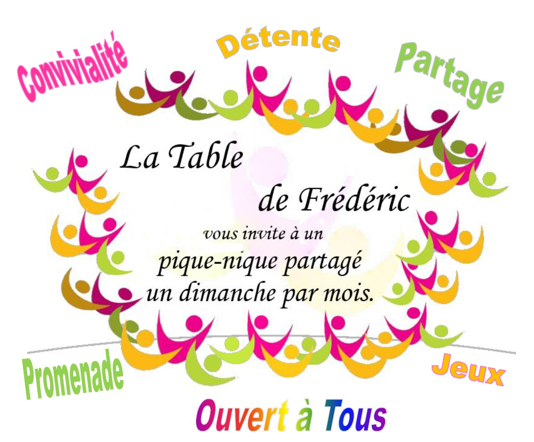 La Table de Frédéric