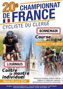 Calendrier Des Courses Cyclistes 2019.Championnat De France De Cycliste Du Clerge 20 Edition