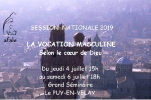 session AFALE au Puy 2019