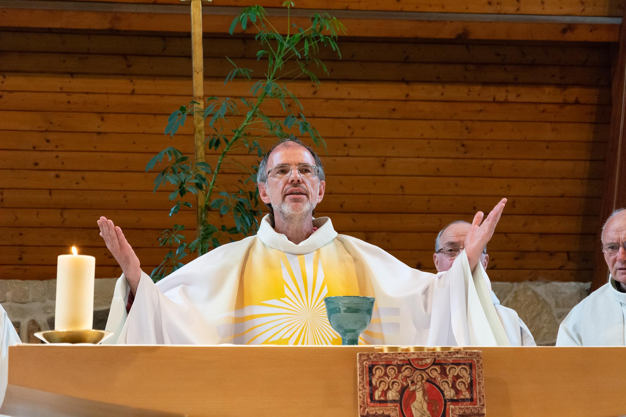Fr. Michel Laloux, Ministre provincial