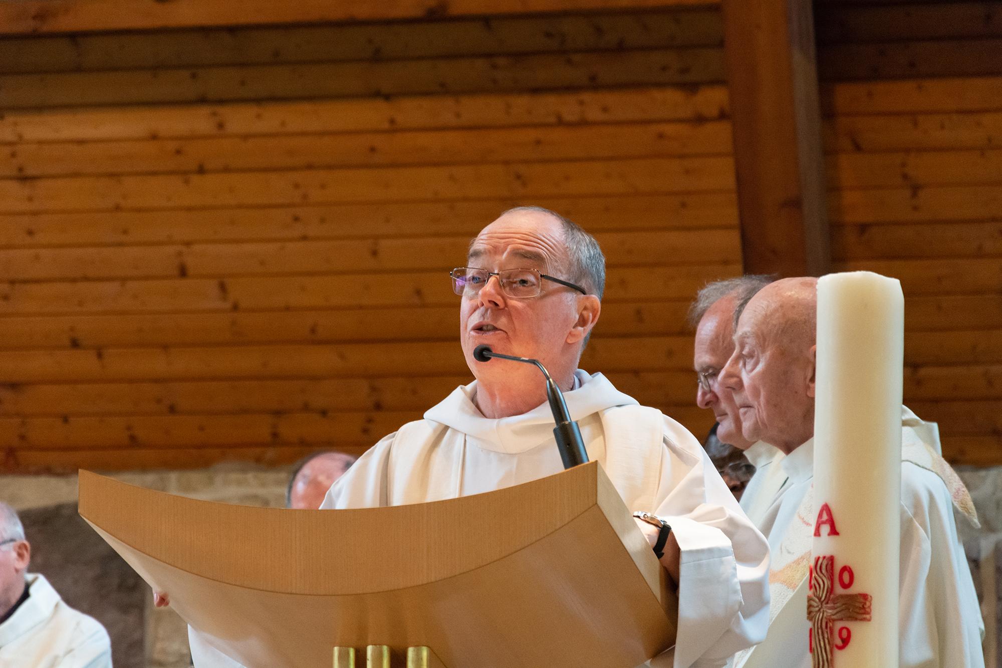 Fr. Didier Brionne, Gardien de la Communauté de Rennes