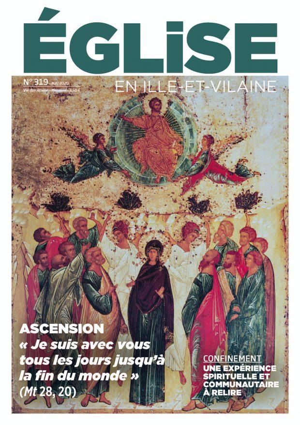 Eglise en Ille-et-Vilaine - mai 2020
