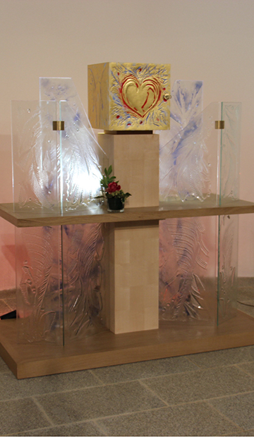 Tabernacle, Notre-Dame Dinard