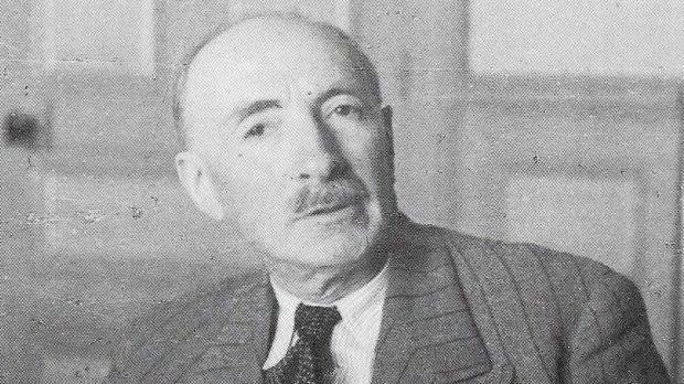 Jules Isaac, historien juif de Rennes ayant rencontré le pape Jean XXII le 13 juin 1960I