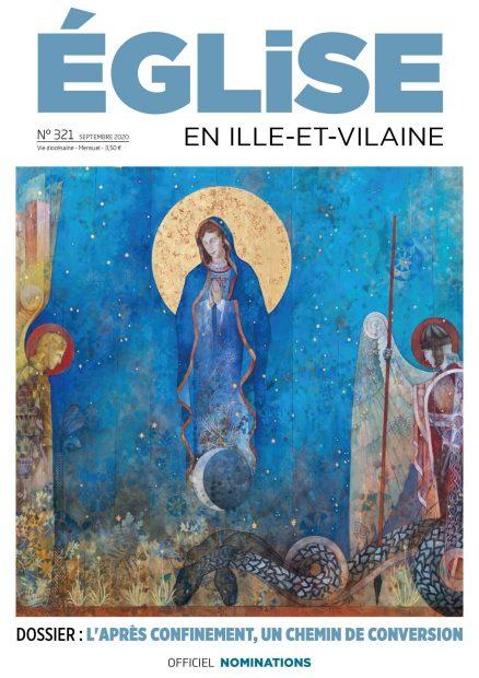 Eglise en Ille-et-Vilaine n°321