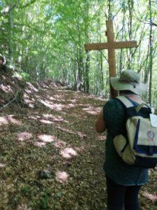La Salette, Chemin de croix