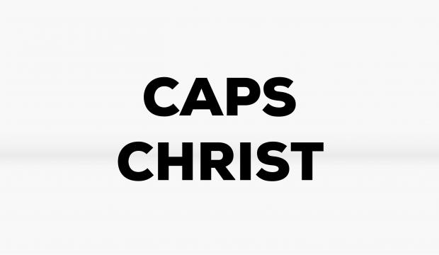 CAPS CHRIST