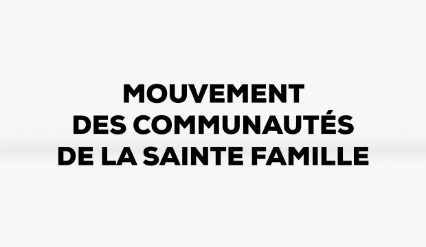 Mouvement des communautés de la Sainte Famille