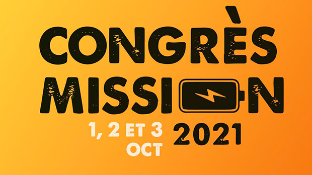 Logo Congrès Mission 2021