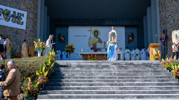 Prière à Notre-Dame de La Peinière