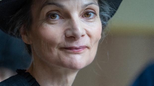 Léontine intéprétée par Sophie Froissard - le film