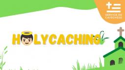 Titre Holycaching vert
