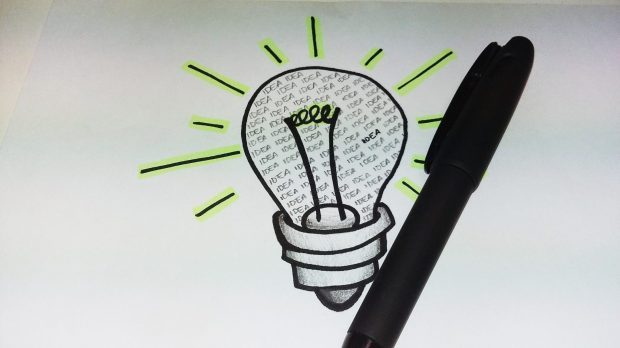 hand-pen-light-bulb-toy-brand-drawing-696141-pxhere.com