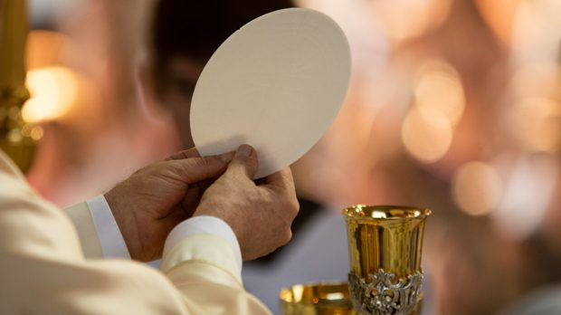 Eucharistie - Hostie