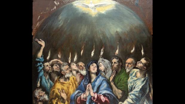 Pentecôte - Le Greco