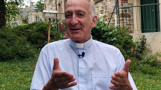 P. Olivier Gazeau, Vicaire général
