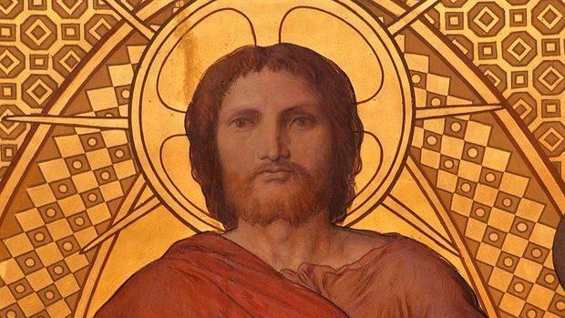 Christ, cathédrale Rennes, Le Hénaff