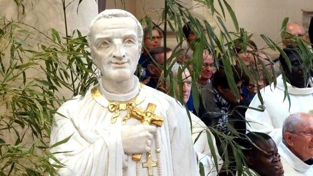 Statue Père de Montfort