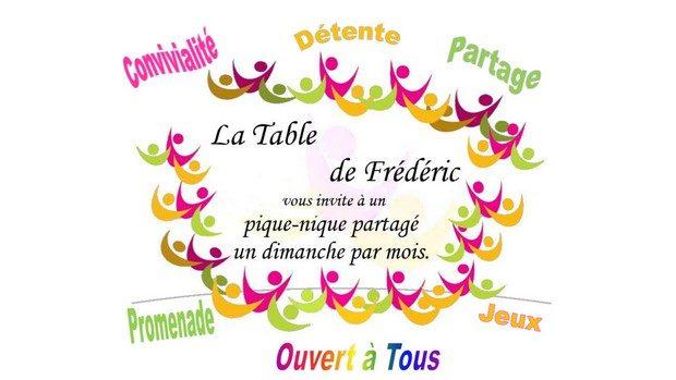 LaTable de Frédéric